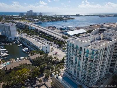 1819 SE 17th St UNIT 1607, Fort Lauderdale, FL 33316 - MLS#: A10542008