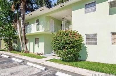 7610 SW 82nd St UNIT J109, Miami, FL 33143 - MLS#: A10542040