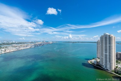 335 S Biscayne Blvd UNIT 4112, Miami, FL 33131 - #: A10542174