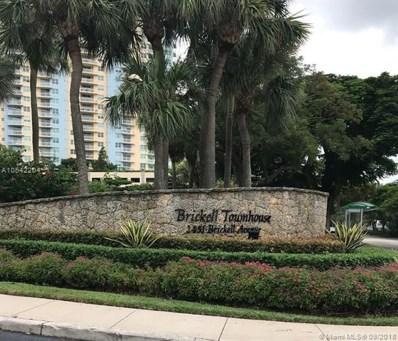 2451 Brickell Ave UNIT 11R, Miami, FL 33129 - MLS#: A10542204