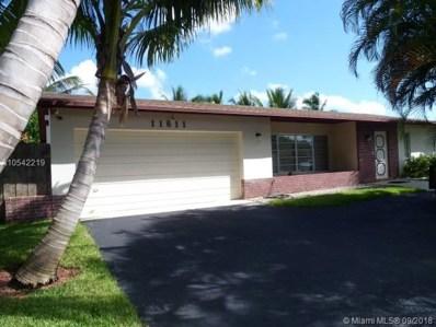 11611 NW 18th St, Pembroke Pines, FL 33026 - MLS#: A10542219