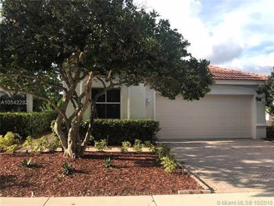 815 Vista Meadows Drive, Weston, FL 33327 - #: A10542282