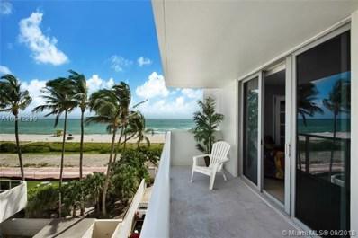 5701 Collins Ave UNIT 421, Miami Beach, FL 33140 - #: A10542299