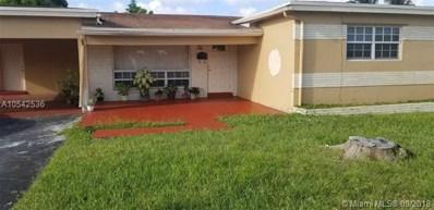 7421 Miramar Pkwy, Miramar, FL 33023 - MLS#: A10542536