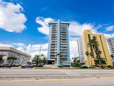 5838 Collins Ave UNIT 8A, Miami Beach, FL 33140 - MLS#: A10542707
