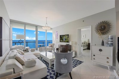 17121 Collins Ave UNIT 2502, Sunny Isles Beach, FL 33160 - MLS#: A10542720