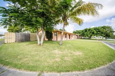 15270 SW 102nd Pl, Miami, FL 33157 - MLS#: A10542843