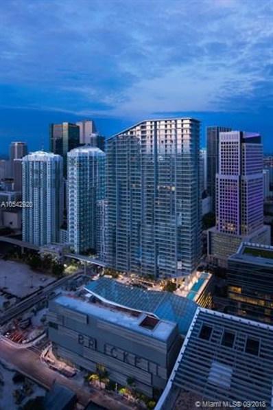 88 SW 7 St UNIT 3309, Miami, FL 33131 - MLS#: A10542920