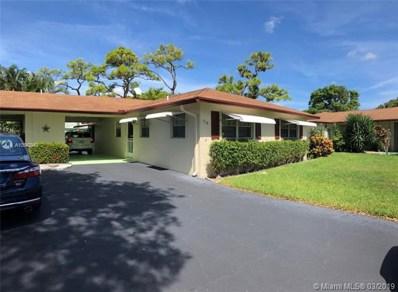 518 Sandpiper Cir, Delray Beach, FL 33445 - MLS#: A10542940