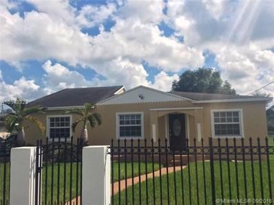 1716 NW 93 St, Miami, FL 33147 - MLS#: A10543323