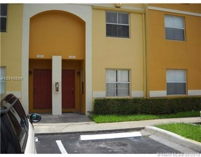 4080 NW 90th Ave UNIT 4080, Sunrise, FL 33351 - MLS#: A10543599