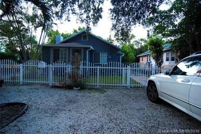 417 NW 46th St, Miami, FL 33127 - MLS#: A10543605