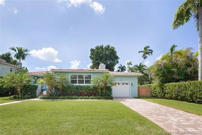 848 NE 91 Ter, Miami Shores, FL 33138 - MLS#: A10543747