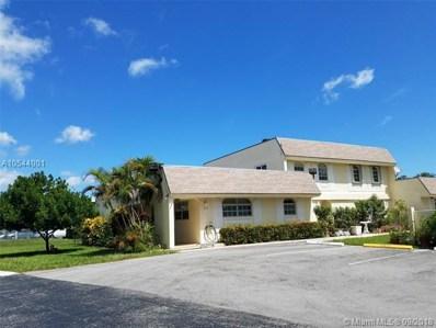 11299 SW 172nd St UNIT I1841C, Miami, FL 33157 - MLS#: A10544001