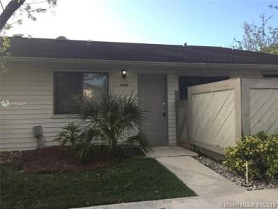 3639 NW 99 Terrace UNIT 10 B, Sunrise, FL 33351 - MLS#: A10544050