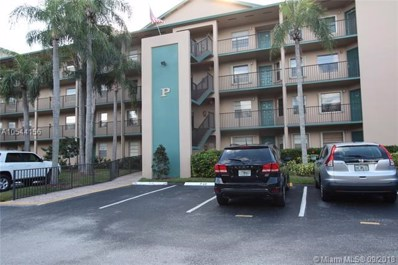 650 SW 124th Ter UNIT 205P, Pembroke Pines, FL 33027 - #: A10544156