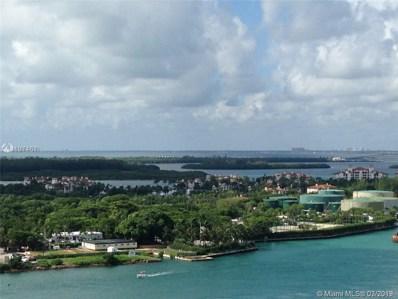 400 S Pointe Dr UNIT 2105, Miami Beach, FL 33139 - MLS#: A10544170
