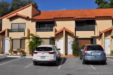 7807 SW 102nd Ln UNIT 7807, Miami, FL 33156 - MLS#: A10544215
