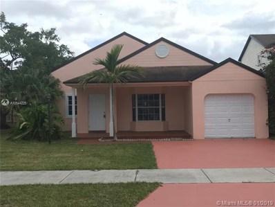 15843 SW 144th Ave, Miami, FL 33177 - MLS#: A10544225