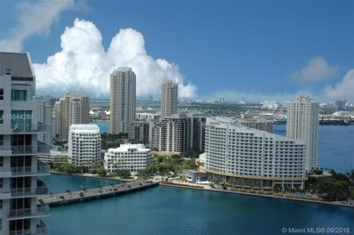 540 Brickell Key Dr UNIT 1422, Miami, FL 33131 - #: A10544280