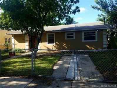 553 Nw 43 Street, Miami, FL 33127 - MLS#: A10544561