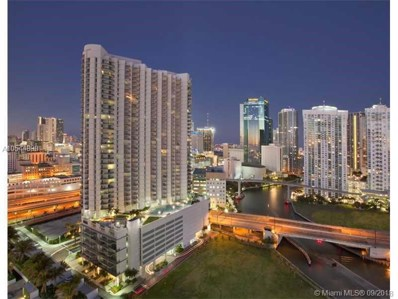 350 S Miami Ave UNIT 3309, Miami, FL 33130 - #: A10544890