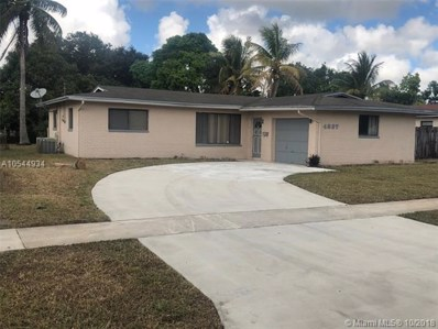 4837 NW 6th Ct, Plantation, FL 33317 - MLS#: A10544934