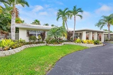 2250 NE 53rd St, Fort Lauderdale, FL 33308 - #: A10545077