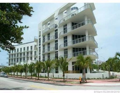2001 Meridian Ave UNIT 109, Miami Beach, FL 33139 - MLS#: A10545230