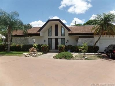 4410 King Palm Dr, Tamarac, FL 33319 - MLS#: A10545265