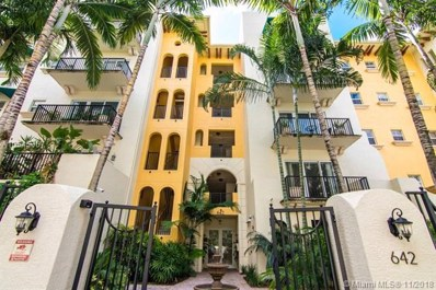 642 Valencia UNIT 208, Coral Gables, FL 33134 - MLS#: A10545367