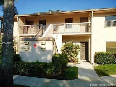 4251 S Carambola Cir S UNIT 26102, Coconut Creek, FL 33066 - MLS#: A10545390