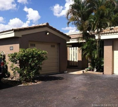 103 Tweedbrook Ln UNIT 101, Hollywood, FL 33021 - MLS#: A10545515