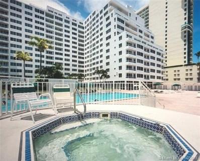 5005 Collins Ave UNIT 607, Miami Beach, FL 33140 - MLS#: A10545618