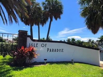 470 Paradise Isle Blvd UNIT 303, Hallandale, FL 33009 - MLS#: A10545692
