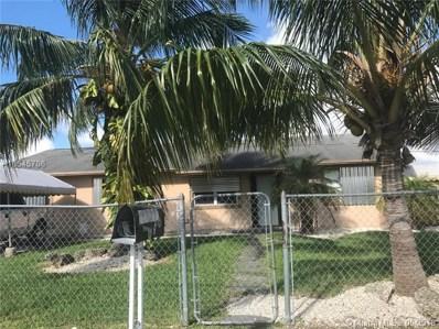 21900 SW 109th Ave, Miami, FL 33170 - MLS#: A10545706