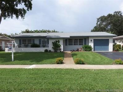 2010 NW 108th Ave, Pembroke Pines, FL 33026 - MLS#: A10545814