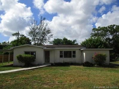 4704 Myrtle Dr, Lake Worth, FL 33463 - MLS#: A10545848