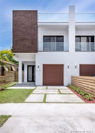 3051 Ohio St UNIT 1, Coconut Grove, FL 33133 - MLS#: A10545851