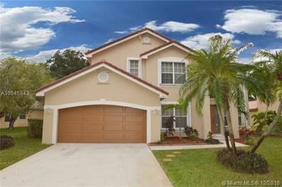 17810 NW 16th St, Pembroke Pines, FL 33029 - MLS#: A10545943