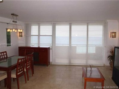 3180 S Ocean Dr UNIT 1514, Hallandale, FL 33009 - MLS#: A10546049
