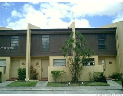 1101 NW 99th Ter UNIT 32, Pembroke Pines, FL 33024 - MLS#: A10546073