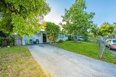 3421 N 72nd Way, Hollywood, FL 33024 - MLS#: A10546086