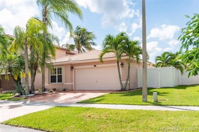 17432 SW 21st Court, Miramar, FL 33029 - MLS#: A10546327