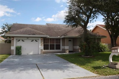 621 NW 207th Ave, Pembroke Pines, FL 33029 - MLS#: A10546397