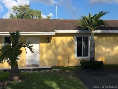 4209 SW 137th Ct, Miami, FL 33175 - #: A10546417