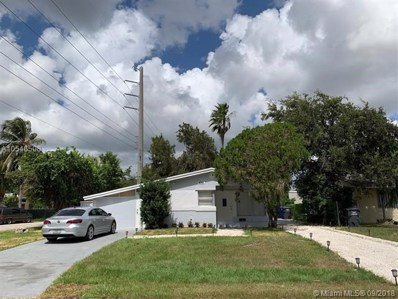 6791 Pershing St, Hollywood, FL 33024 - MLS#: A10546508