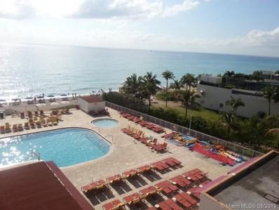 19201 Collins Avenue UNIT 602, Sunny Isles Beach, FL 33160 - #: A10546606