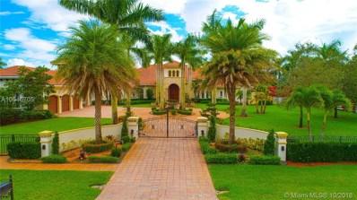 16720 Berkshire Ct, Southwest Ranches, FL 33331 - MLS#: A10546705