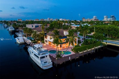 191 Seven Isles Drive, Fort Lauderdale, FL 33301 - MLS#: A10546718